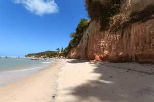 Pipa Beach is one of the most famous beaches of Brazil. - Brésil-Cosmic Travel