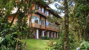 Trapp Family Lodge - Costa Rica - Cosmic Travel