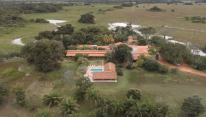 Araras Lodge - Brazilië - Cosmic Travel