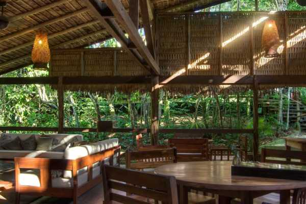 Anavilhanas Jungle Lodge - Brazilië - Cosmic Travel