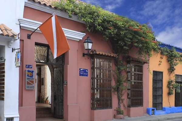Casa Villa Colonial - Colombia - Cosmic Travel