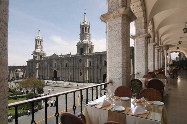 Casa Andina Select Arequipa - Peru - Cosmic Travel