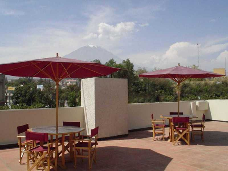Hotels regio arequipa peru landen cosmic travel for Hotel casa andina arequipa