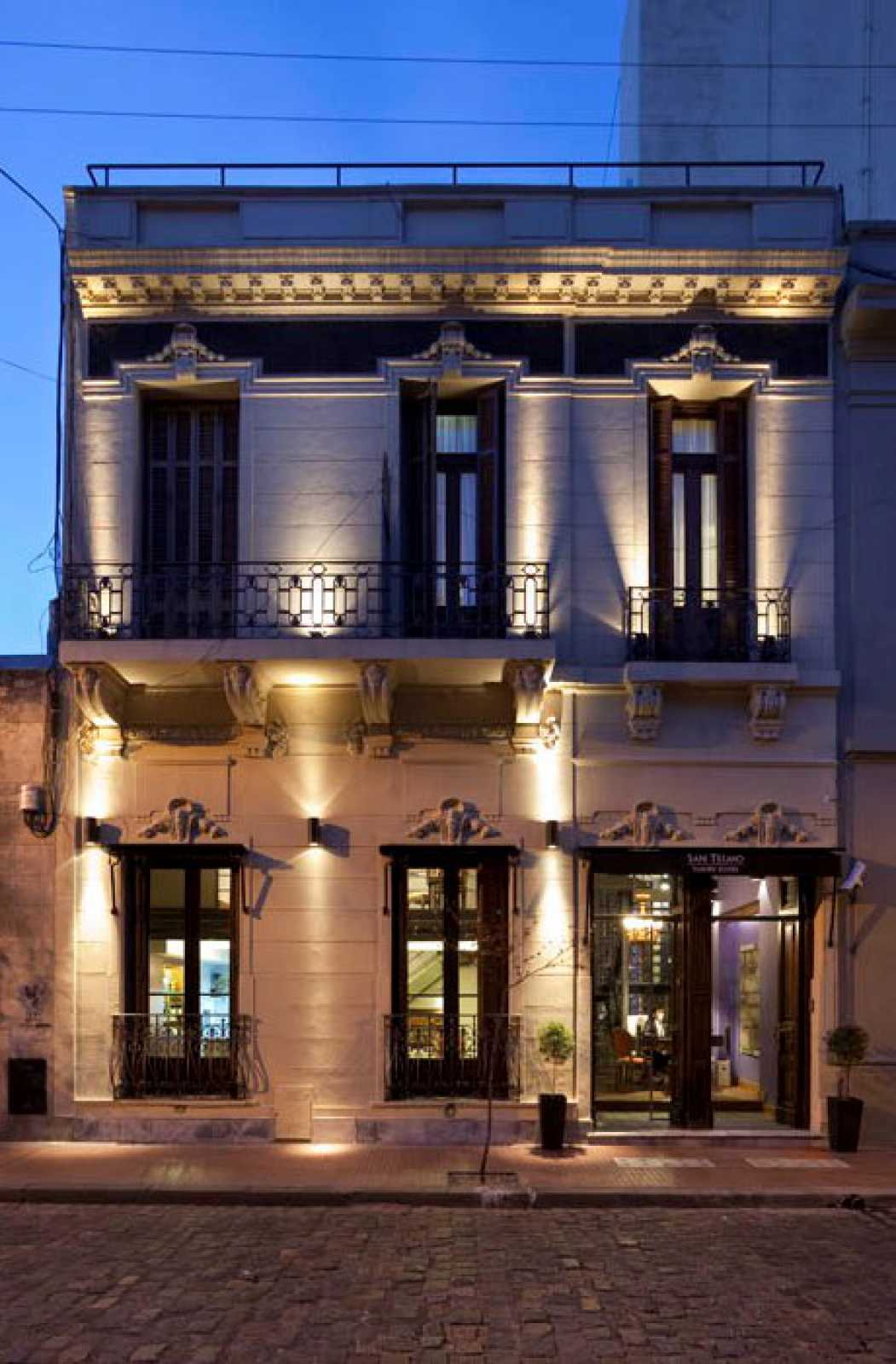 Hotels regio buenos aires argentini landen for Hotel luxury san telmo